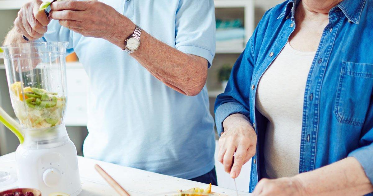 Alimentación para Adulto Mayor