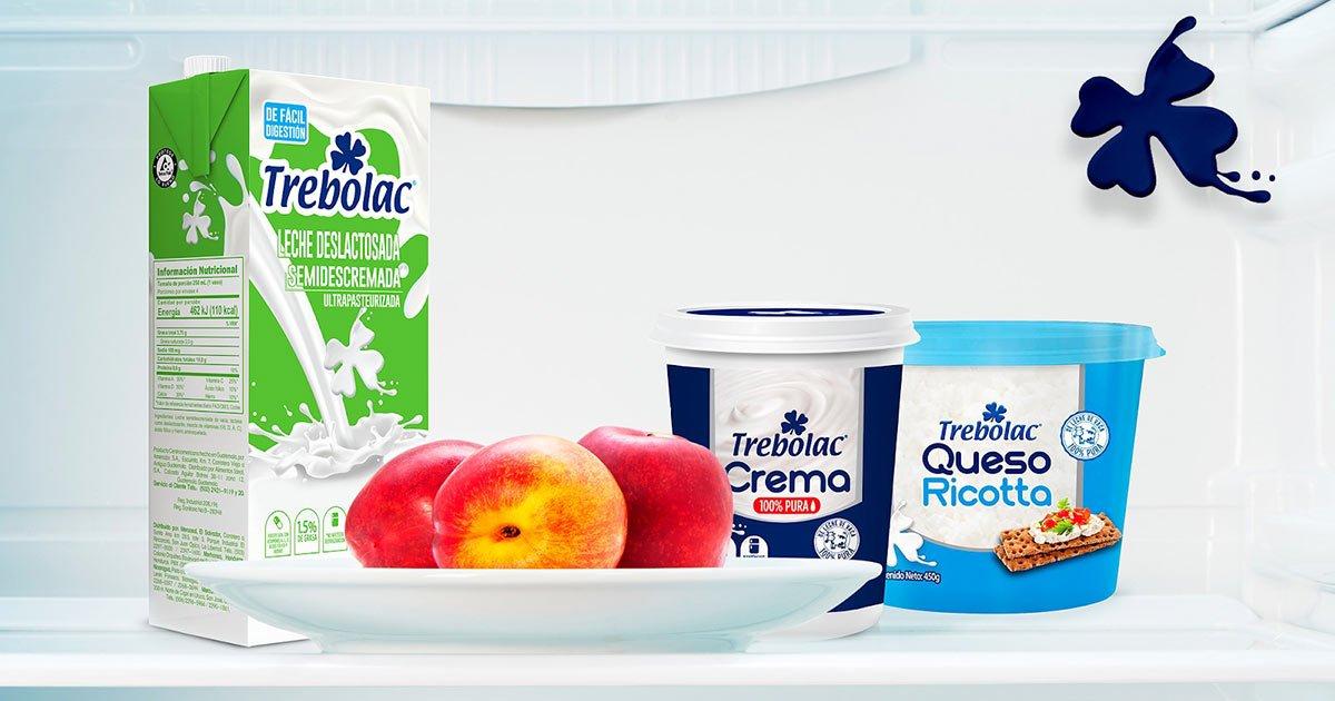 Adecuado almacenamiento de los lácteos en casa