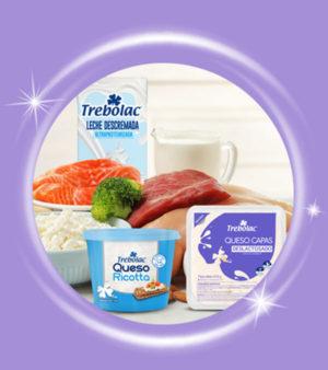 Consumir carnes blancas y rojas magras, productos lácteos para un buen aporte de calcio