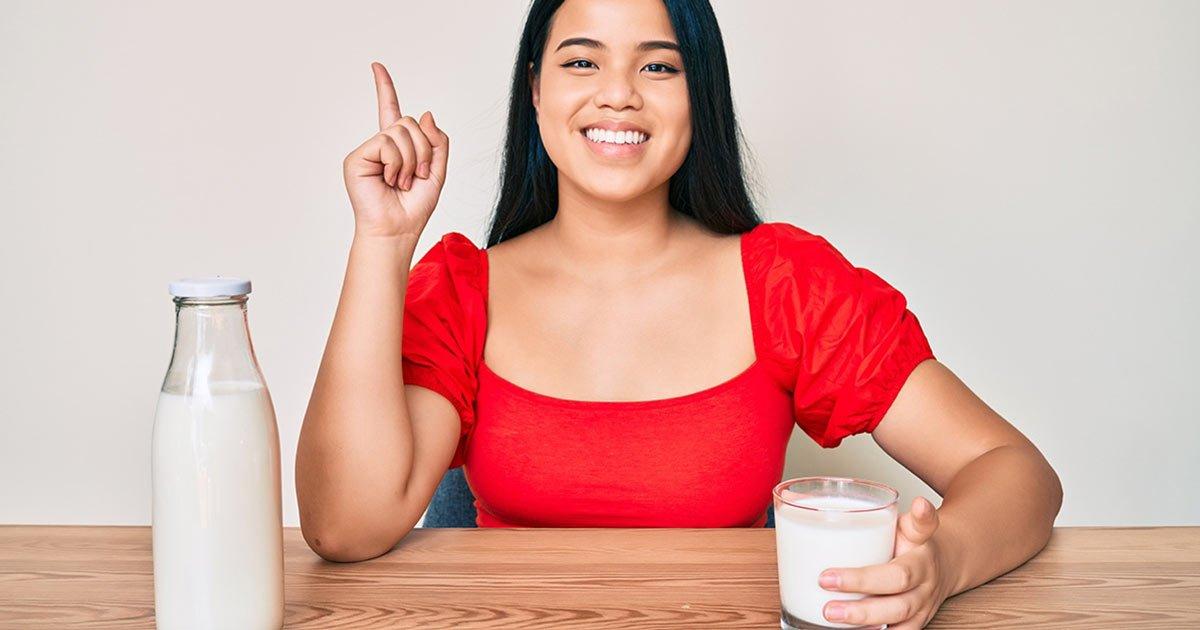 ¿Es peligrosa la grasa de los lácteos?