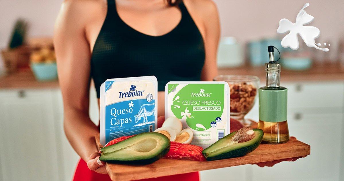 ¿Qué lácteos consumir para mantener o bajar de peso?