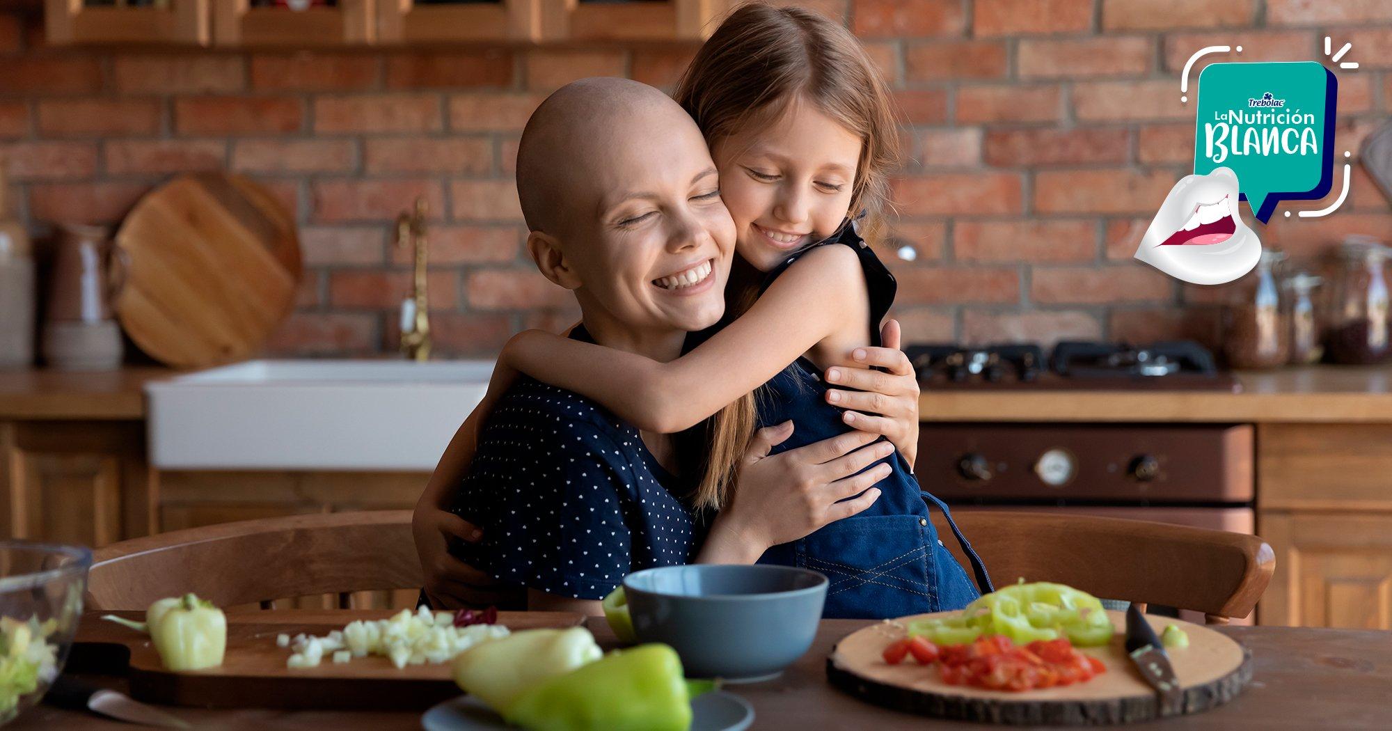 Alimentación y vida saludable en mujeres con cáncer de mama