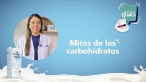 Mitos de los carbohidratos